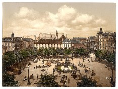 Bremerhaven - Marktplatz