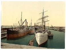 Bremerhaven - Neuer Hafen II