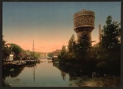 Delft - Wasserturm