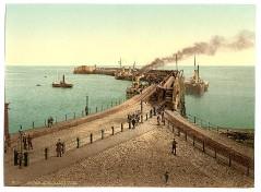 Dover - Admiralitätspier