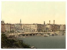 Hamburg - Alsterarkaden II