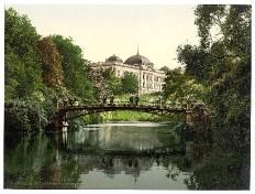 Hamburg - Botanischer Garten
