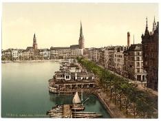 Hamburg - Jungfernstieg I
