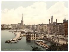 Hamburg - Jungfernstieg III