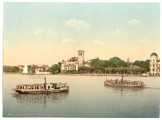 Hamburg - Uhlenhorster Fährhaus