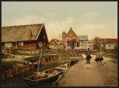 Insel Marken - Kerkenbuurt II