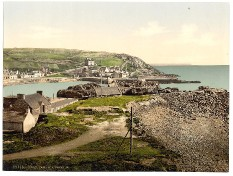 Schottland - Port Patrick