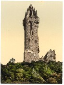Schottland - Stirling Wallace Monument