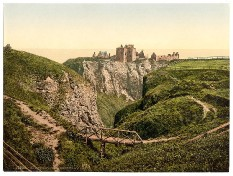Stonehaven - Dunottar Castle