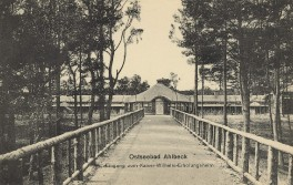 Ahlbeck - Kaiser Wilhelm Erholungsheim