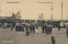 Ahlbeck - Landungsbrücke