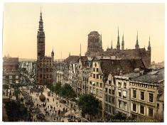 Danzig - Rathaus
