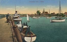 Hela - Hafen