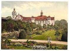 Kolberg - Rosengarten