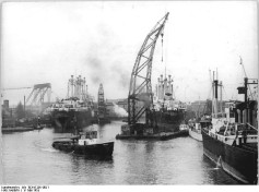 Rostock - Warnow-Werft 1958