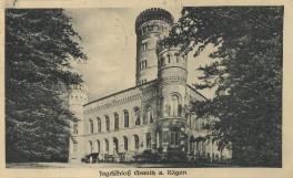Rügen - Jagdschloss Granitz