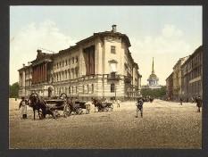 Sankt Petersburg - Admiralität II