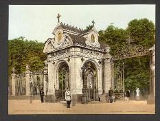 Sankt Petersburg - Alexander-Kapelle