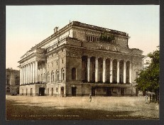 Sankt Petersburg - Alexander Theater