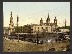 Sankt Petersburg - Nikolaikirche