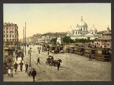 Sankt Petersburg - Snamjensky-Platz