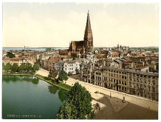 Schwerin - Innenstadt