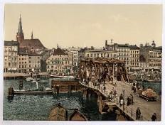 Stettin - Lange Brücke