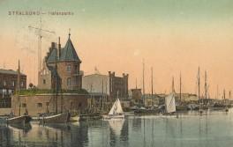 Stralsund - Hafen 1909