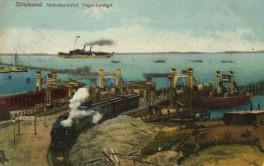 Stralsund - Hafenbahnhof