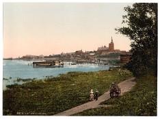 Stralsund - Promenade