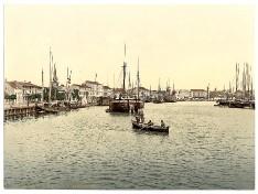 Swinemuende - Binnenhafen
