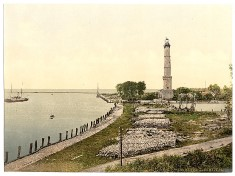 Swinemuende - Leuchtturm