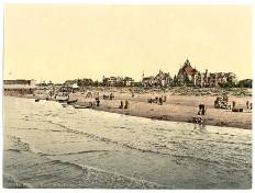 Swinemuende - Strand