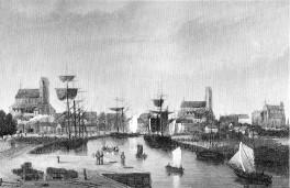 Wismar - Ansicht 1850
