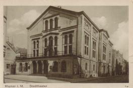 Wismar - Stadttheater