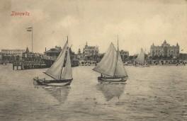 Zinnowitz - Segelboote