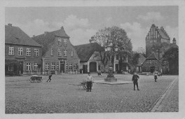 Heiligenhafen - Marktplatz