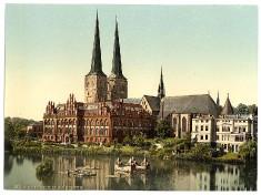 Luebeck - Dom und Museum