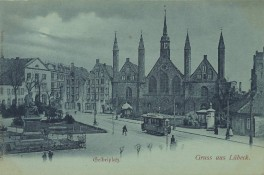 Lübeck - Geibelplatz