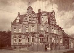 Preetz - Stadtsparkasse 1898