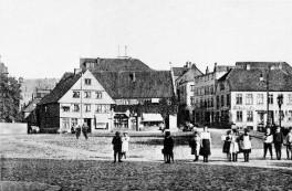Rendsburg - Schiffbrückenplatz