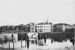Rendsburg - Schleuskuhle 1895