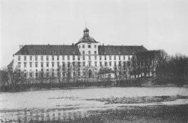 Schleswig -  Schloss Gottof 1895