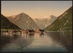 Balhom mit Fjord