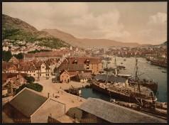 Bergen - Ansicht I