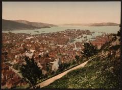 Bergen - Ansicht II