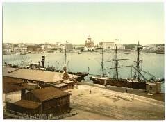 Helsingfors - Hafen
