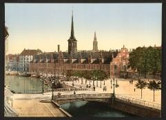 Kopenhagen - Börse