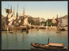 Kopenhagen - Christiansborg