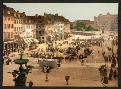 Kopenhagen - Hochbrückenplatz